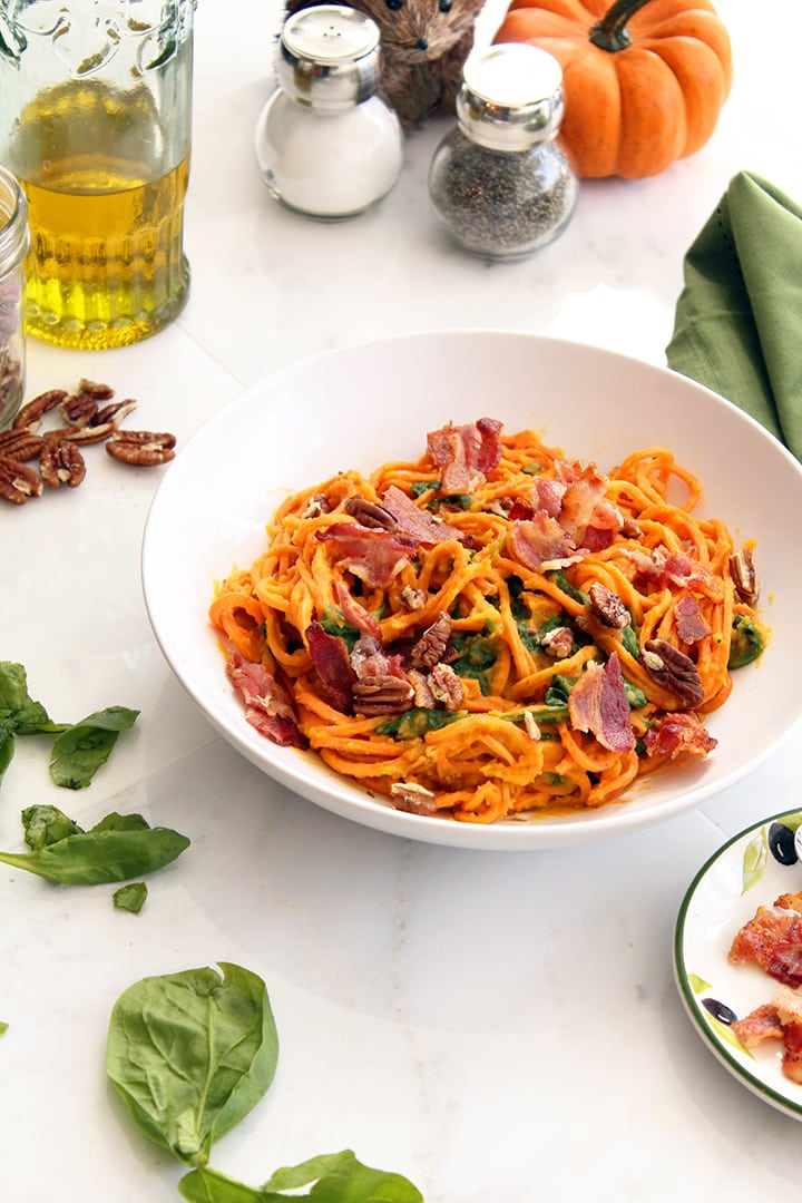 Pasta With Butternut Squash And Pecans Recipes — Dishmaps