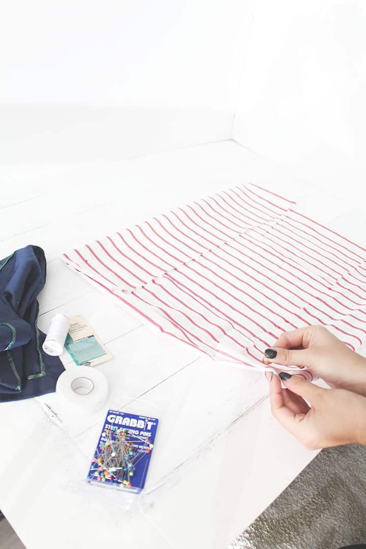 how to make a napkin