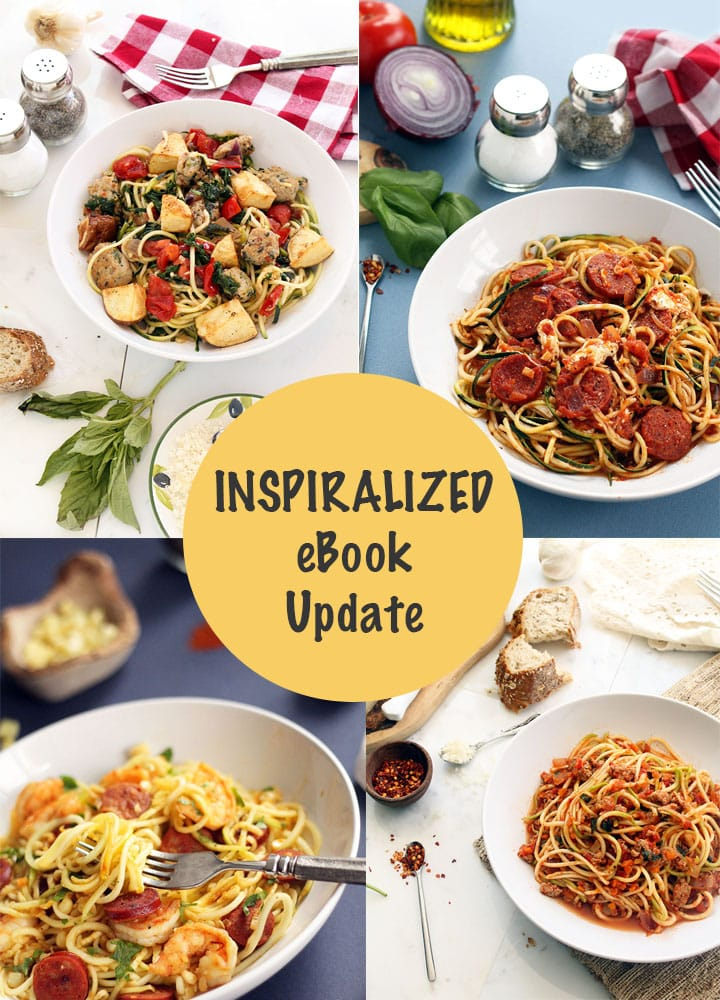 Spiralizer Cookbook