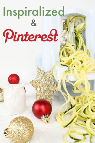 A Guide to The Inspiralized Pinterest Boards