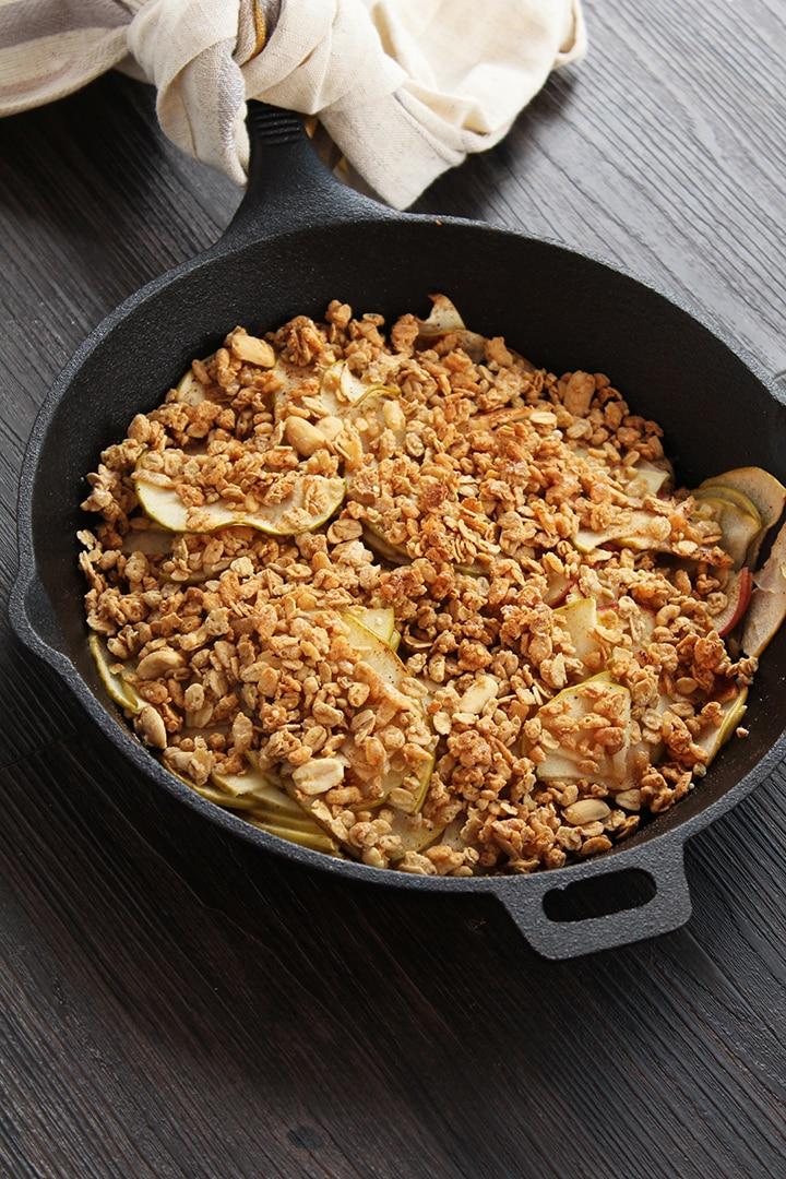 KIND Peanut Butter Apple Crisp