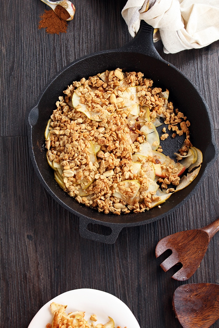 KIND Peanut Butter Apple Crisp