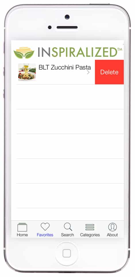 Inspiralized iphone App