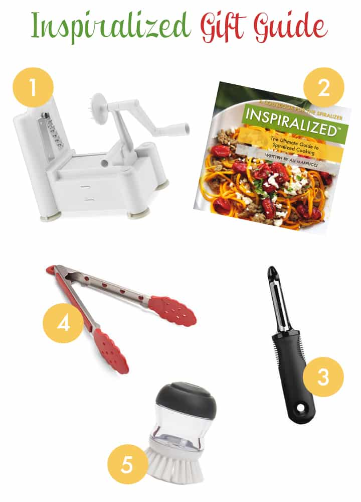 Inspiralized Gift Guide