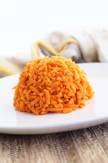 Inspiralized Rice: The Perfect Side Dish