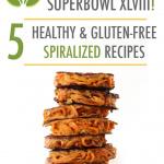 Healthy Superbowl Recipes