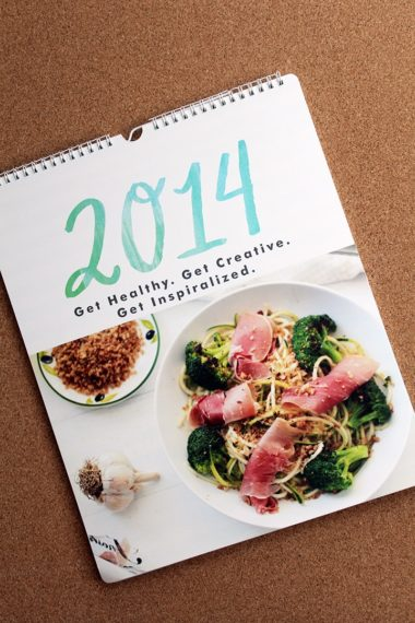 An Inspiralized Calendar