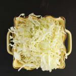 How to Spiralize Cabbage