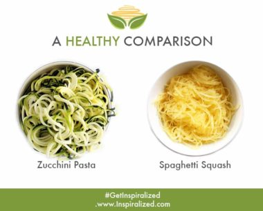 Spaghetti Squash Versus Zucchini Pasta: A Healthy & Friendly Comparison
