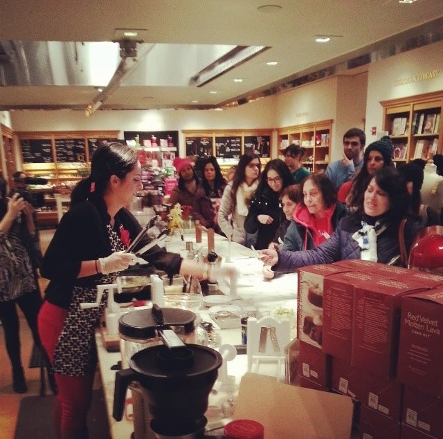 Inspiralized Spiralizer Cooking Demo Williams Sonoma NYC