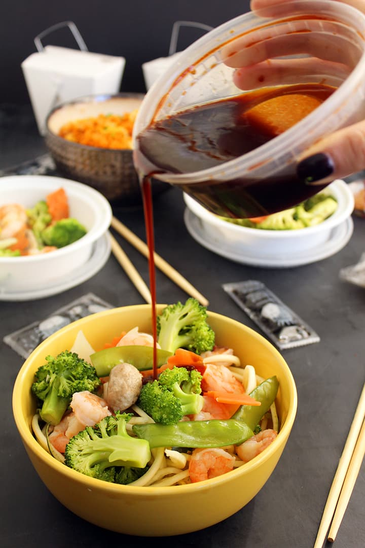 How to Order Healthy Takeout