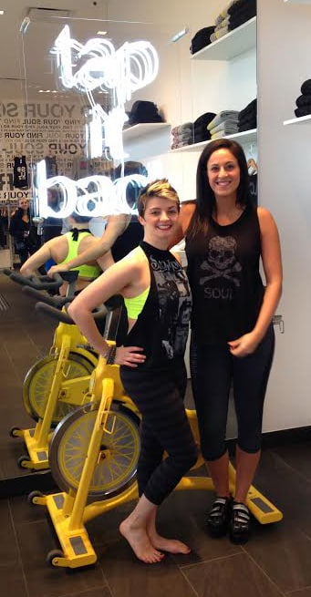 Inspiralized and Soul Cycle