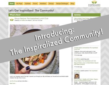 Launch: The Inspiralized Community