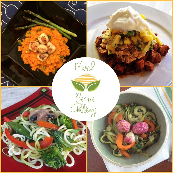 Inspiralized Recipe Challenge