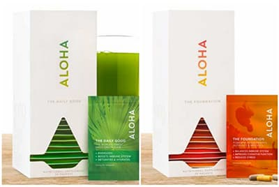 Inspiralized ALOHA Giveaway