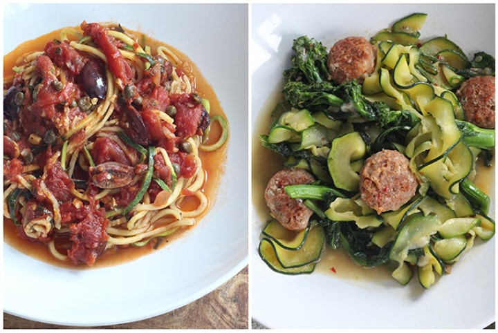 Inspiralized Easy Recipes for the Spiralizer