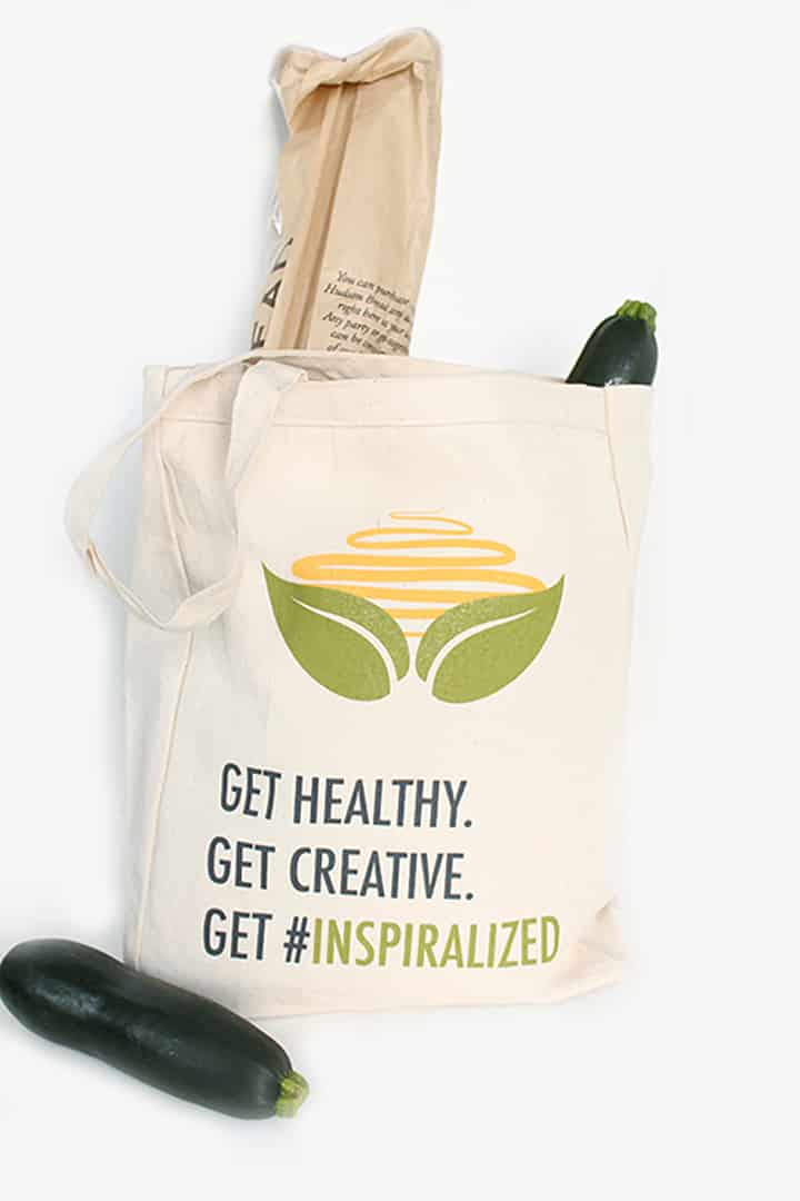 Inspiralized Canvas Bag
