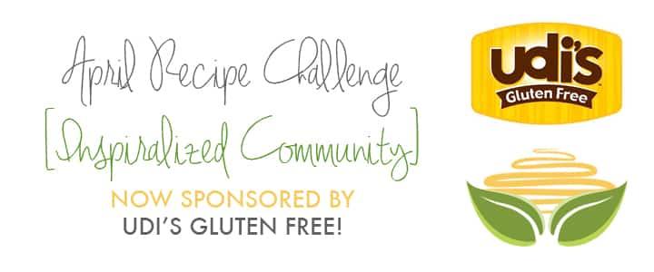 INSPIRALIZED - Udi's Gluten Free