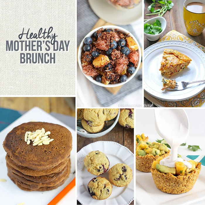 Inspiralized.com - Mother's Day Brunch