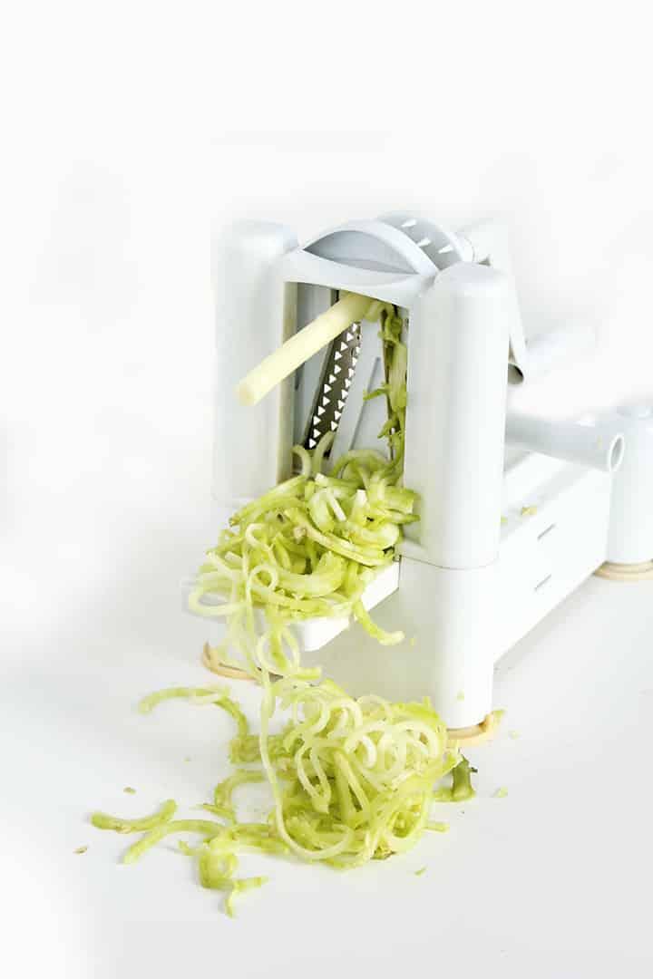 How to Spiralize Broccoli - Inspiralized.com