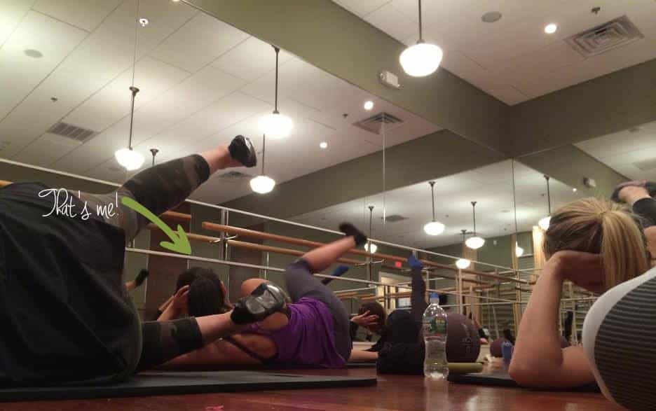 Local Barre and Inspiralized