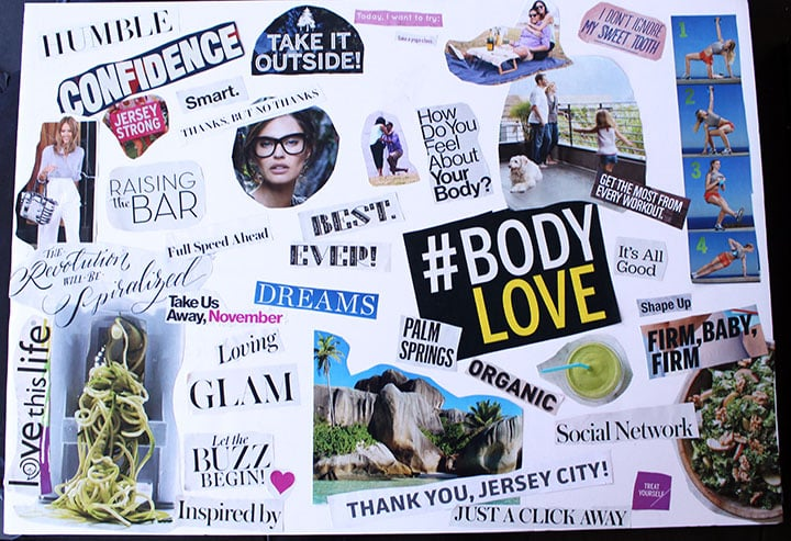 Inspiralized - Vision Board