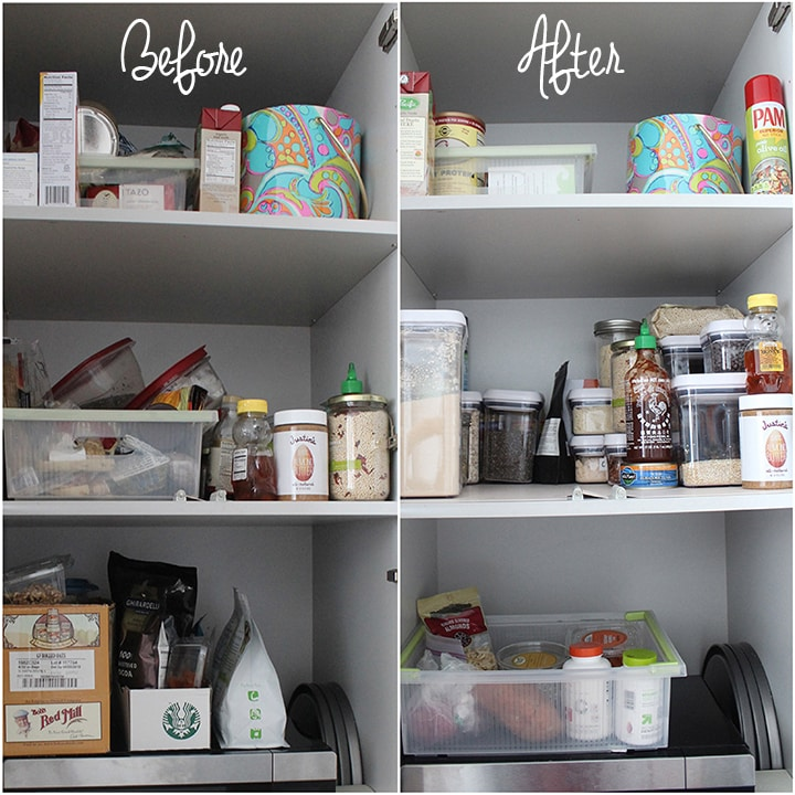 Inspiralized - Organizing your pantry