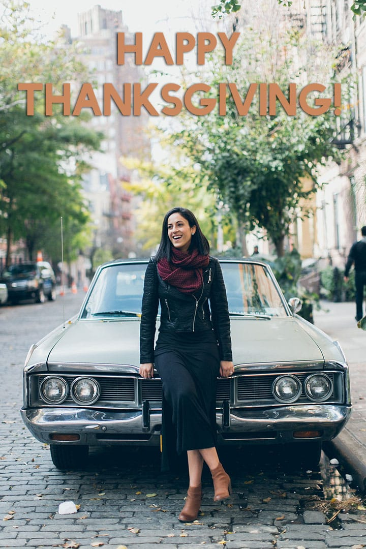 Happy Thanksgiving from Inspiralized