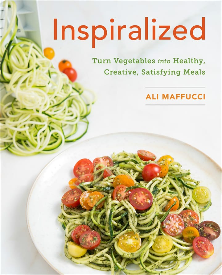 Inspiralized Cookbook - Pre-Order Now! Inspiralized.com