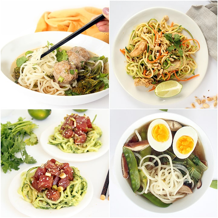 24 healthy spiralized recipes under 300 calories tips for making healthy spiralized recipes under 300 calories tips for making healthier recipes forumfinder Choice Image