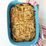 Spiralized Potato Noodle Kugel