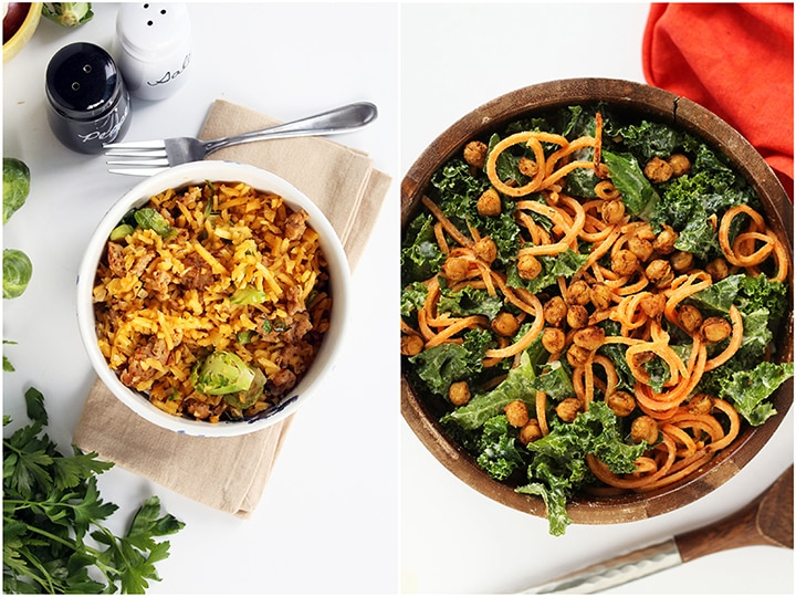 Favorite Spiralized Recipes by Vegetable - Inspiralized.com