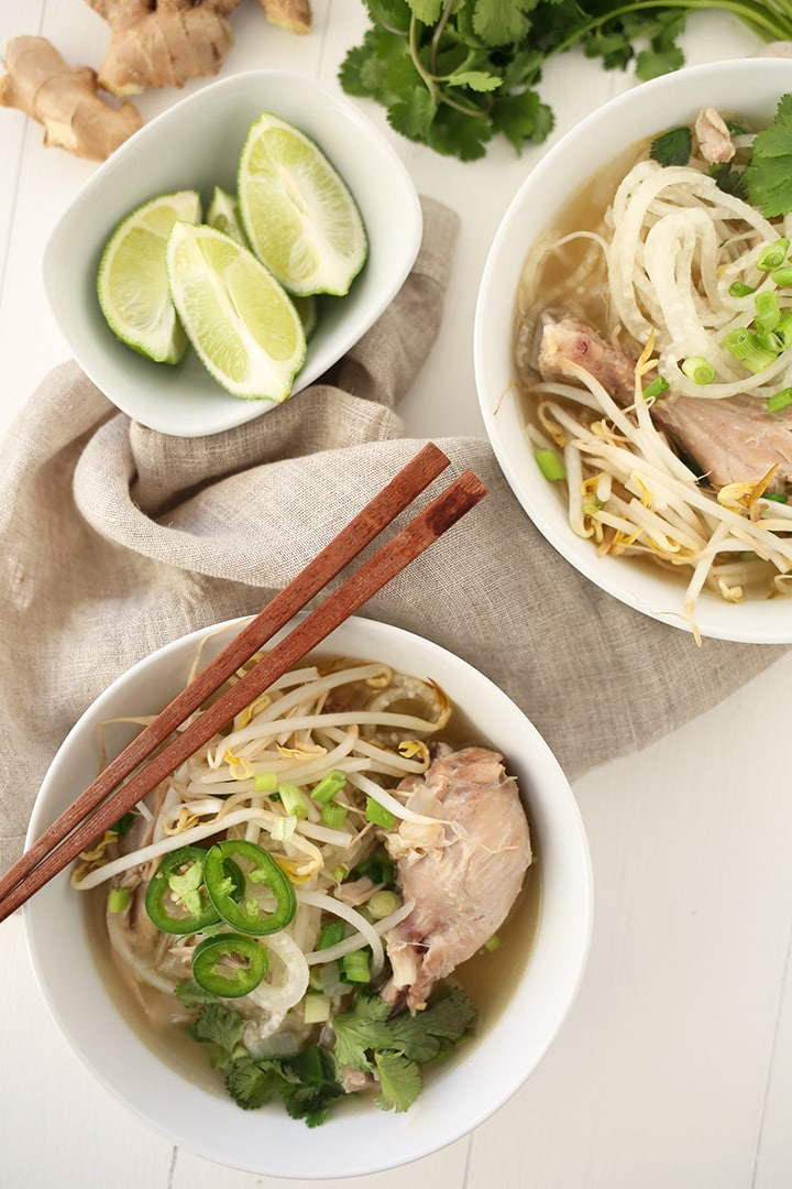 how to cook pho noodles