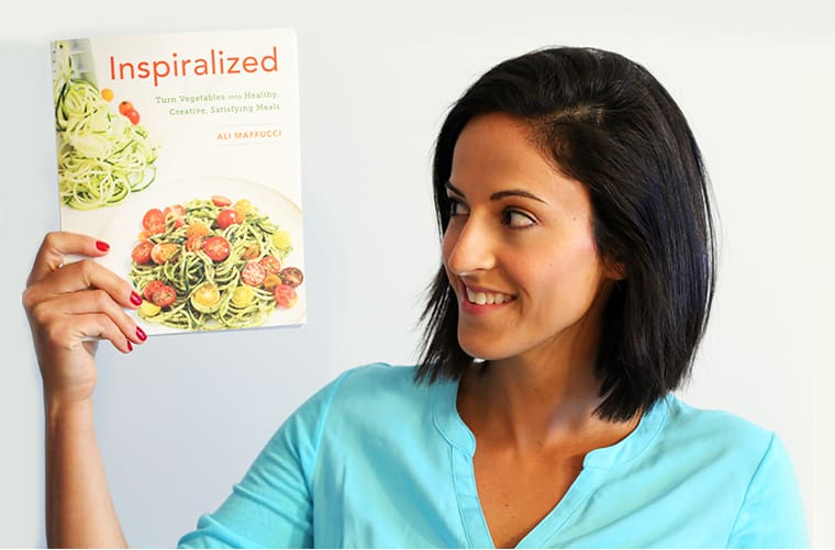 The Inspiralized Cookbook is On-Sale + My (Other) Big News!