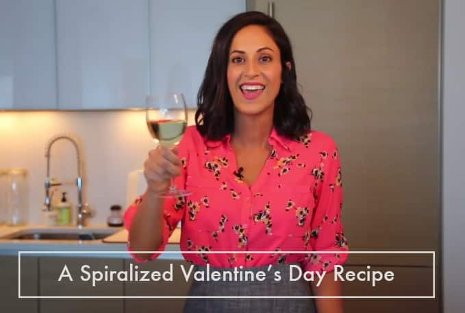 A Spiralized Valentine's Day (New Video!)
