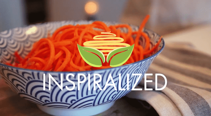 My Favorite Way to Cook Spiralized Carrots (Video!)