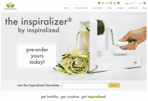 The new Inspiralized Site