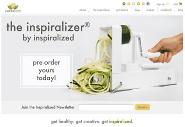 Welcome to the New Inspiralized!
