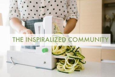 The Inspiralized Community Relaunch!