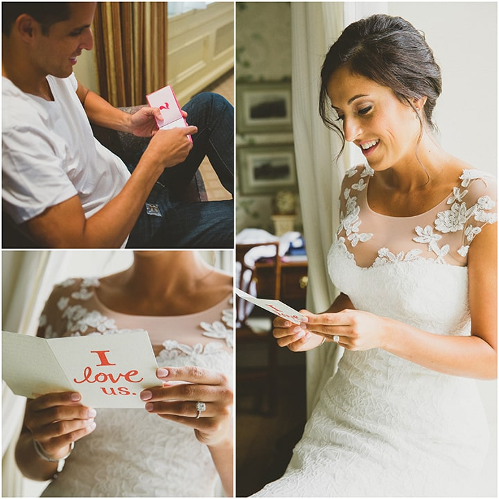 Our Wedding, Part 1: Getting Ready & The First Look | Inspiralized