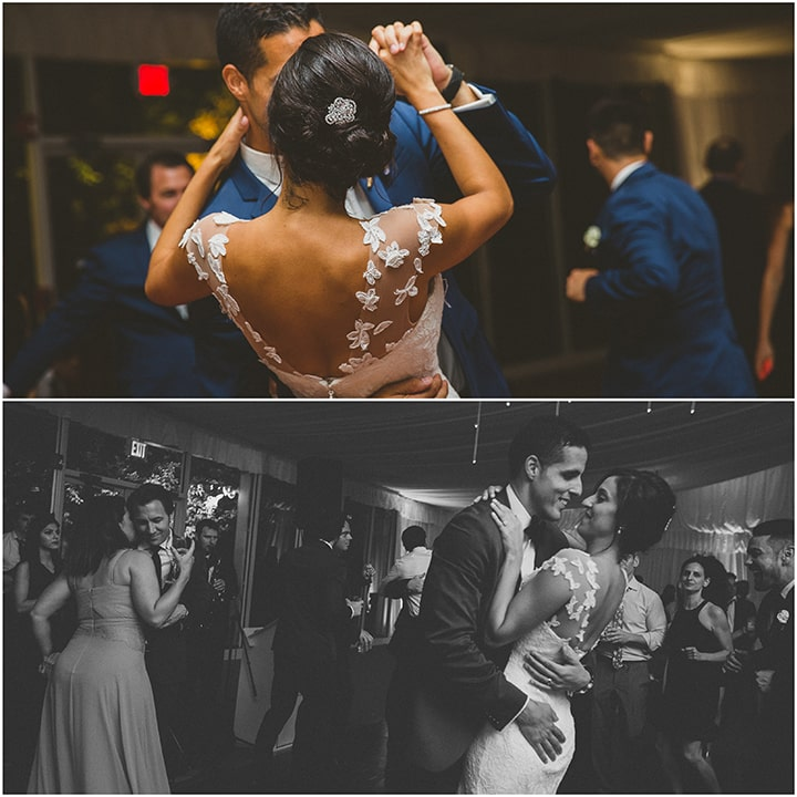 Our Wedding Recap, Part 3: The Cocktail Hour & Reception
