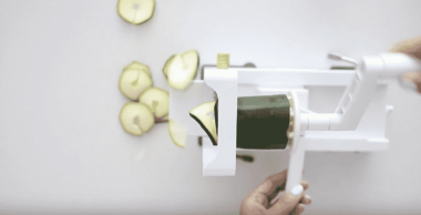 How to Make Chip Slices With the Inspiralizer (Video!)