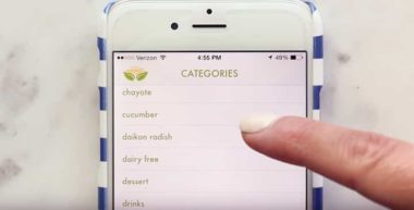 Inspiralized Recipe App: The Video + Nutrition Talk
