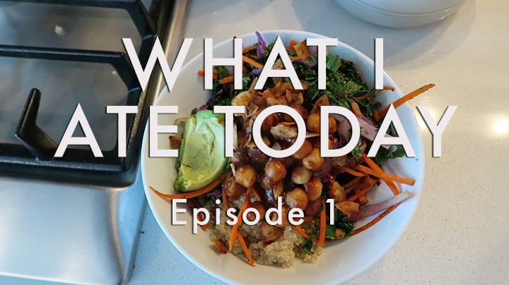 Inspiralized: What I Ate Today, Episode 1