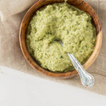 Oil-Free Walnut Pesto