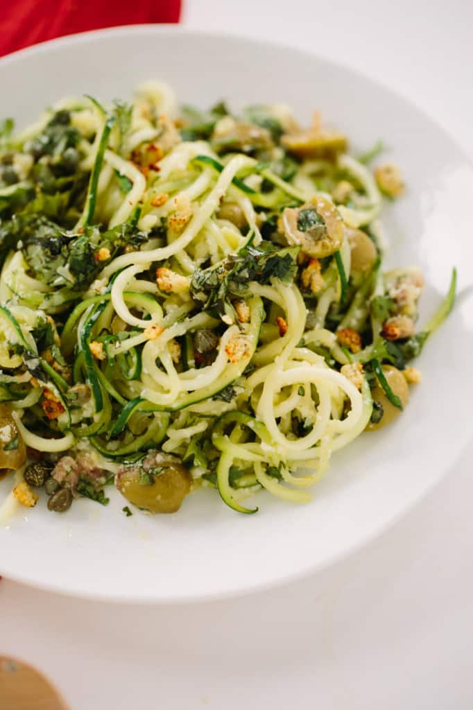 Green Olive Sauce