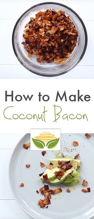 Video: How to Make Coconut Bacon (Vegan!)