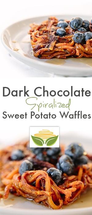 choco sweet p waffles