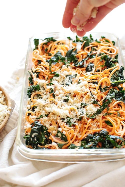 Spiralized Recipe Roundup