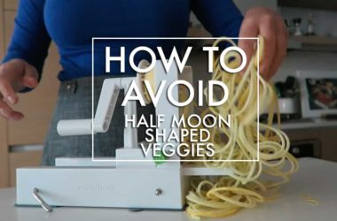 Video: How To Avoid Half Moons when Spiralizing + St. Patrick's Day Recipe Roundup